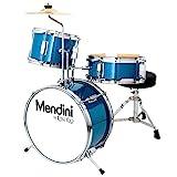 Mendini by Cecilio 13 inch 3-Piece Kids/Junior Drum Set...