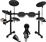 BEHRINGER XD80-USB High-Performance 8-Piece Electronic 240 Sounds 15 Drum Sets Lcd Display Black and Grey, inch (XD80USB)