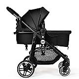 INFANS 2 in 1 Baby Stroller, High Landscape Infant...