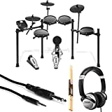 Alesis Nitro Mesh Electronic Drum Kit With a Pair of...