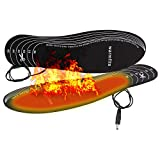 Warmfits Battery Powered Rechargeable Heated Insoles...