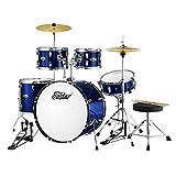 Eastar 22 inch Drum Set Kit Full Size for Adult Junior...