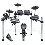 Alesis Surge Mesh Kit | Eight-Piece Electronic Drum Kit...