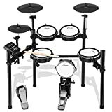 Donner DED-200 Electric Drum Set Electronic Kit with 5...
