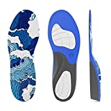 Flat Feet Arch Support Women/Men, QBK Memory Foam Shoe...