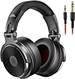 OneOdio Adapter-Free Over Ear Headphones for Studio...