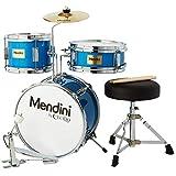 Mendini By Cecilio Kids Drum Set - Junior Kit w/ 4...