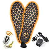 Outrek 2 Electric Heated Insoles- Rechargeable Battery,...