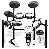 Donner DED-200 Electric Drum Set Electronic Kit with...