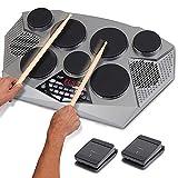 Pyle Pro Electronic Drum Kit