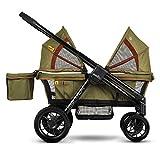 Pivot Xplore Double Stroller Wagon, All-Terrain, Gypsy...