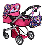 fash n kolor Exquisite Buggy | Foldable Pram for Baby...