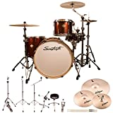 Sawtooth Command Series 4-Piece Drum