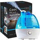 AquaOasis Cool Mist Humidifier {2.2L Water Tank} Quiet...