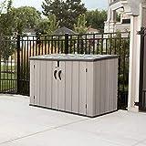 Horizontal Storage Shed 75.2 in. L x 42.5 in. W x 52...