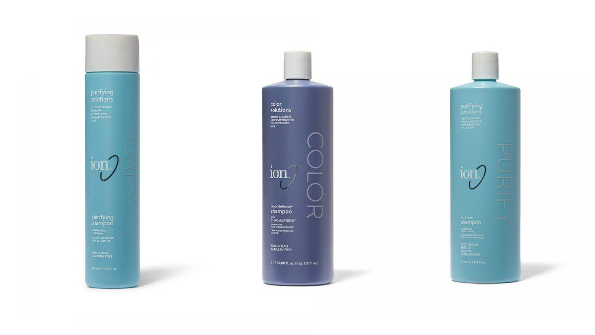 Ion Shampoo Reviews: Clarifying Shampoo vs. Hard Water vs. Color Defense