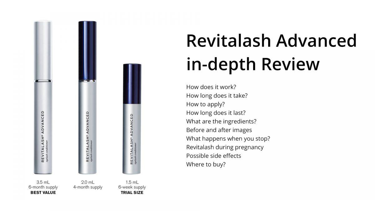 Revitalash Review: Vegan Friendly & Cruelty-free Eyelash Growth Serum
