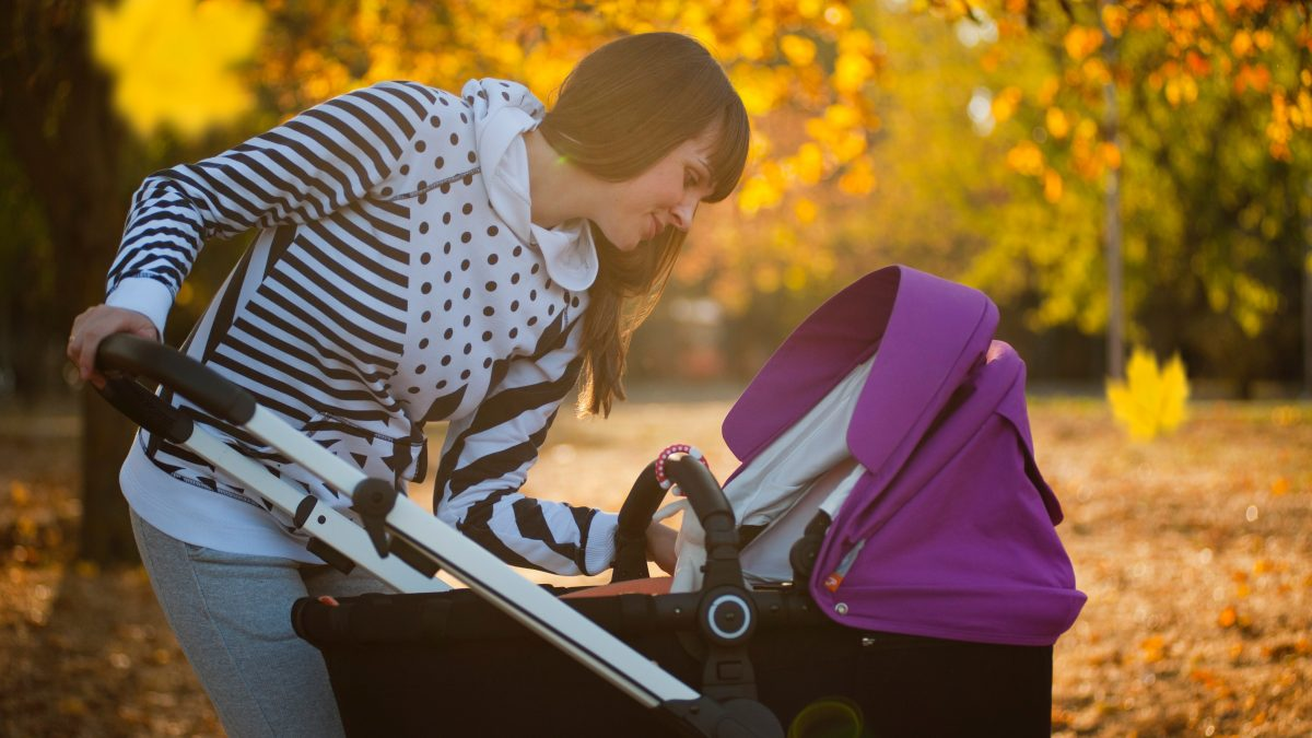 Best Stroller For Tall Parents: BOB vs. Britax vs. Mountain Buggy
